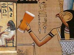 egipto cervecería